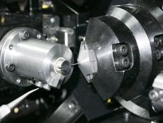 ねじりばね 線径0.7mm製造1.JPG