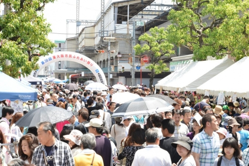 東大阪市 ふれあい祭り