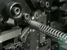 バイク用サスペンションスプリング 製造