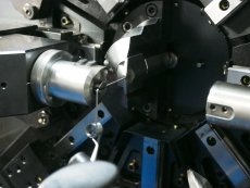 工具用ねじりバネ SWC Φ1.5 製造