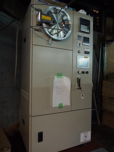 真空熱処理炉